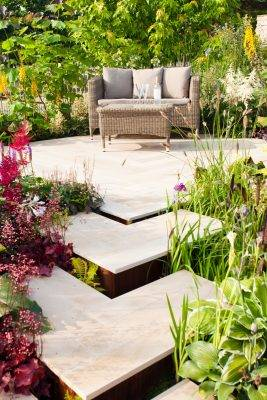 Landscape design – Create your own cosy outdoor nook!