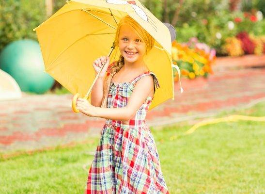 Garden Shade – Finding Relief from the Heat!