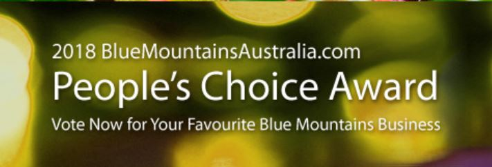Blue Mountains Peoples Choice Awards 2018