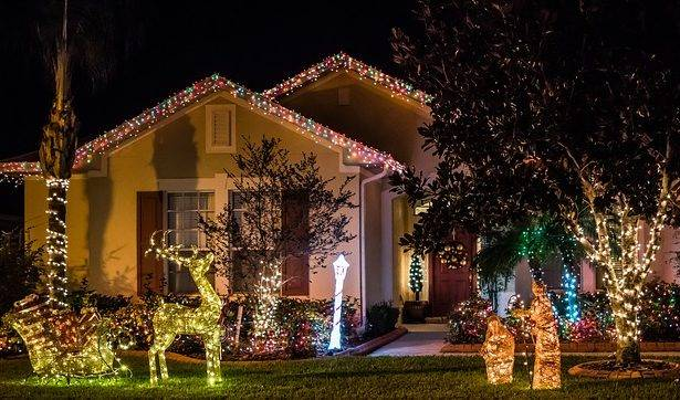 Tips for Getting Your Outdoor Spaces Ready for Christmas