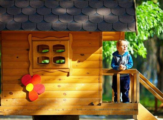 Important Things to Consider When Installing a Kid's Cubby House