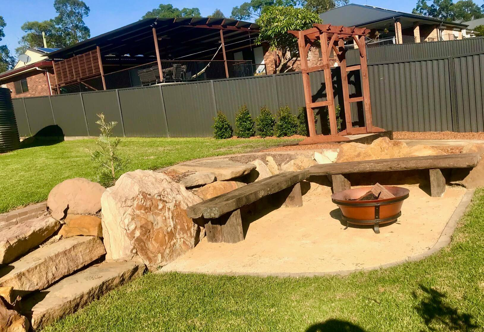 fire-pit-landscaping-ideas