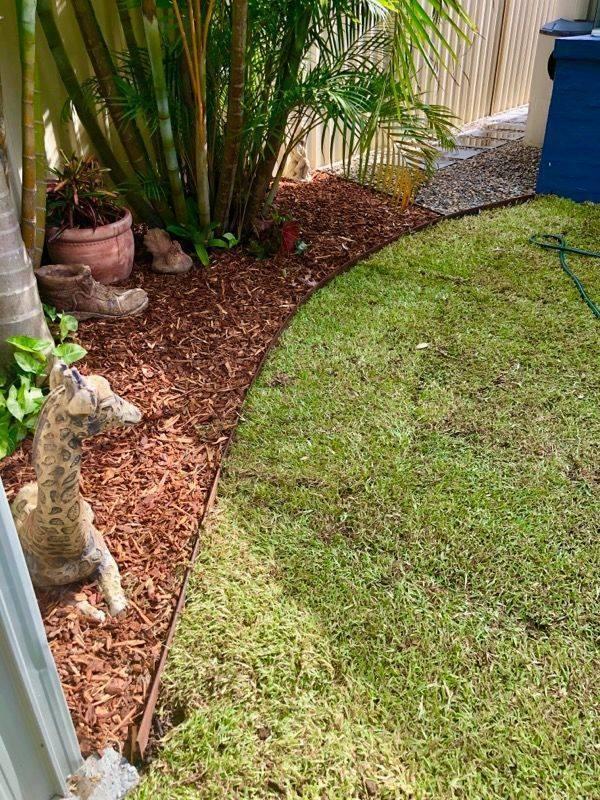 Corten Garden Edging