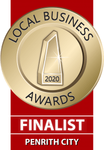 2020 Local Business Awards Finalist