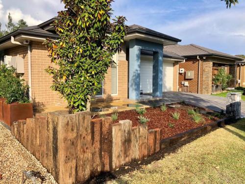Cranebrook front entrance upgraded