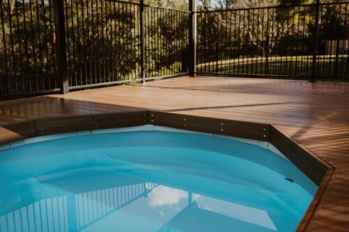 Warrimoo Pool Deck Construction Ekodeck