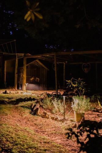 Katoomba Garden Lighting Billy Brass Path Lights