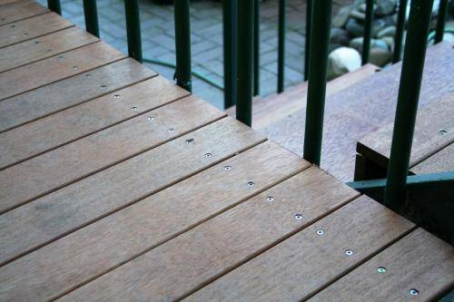 Decking stairs timber landscape construction blue mountains winmalee structural fresh perspective landscapes