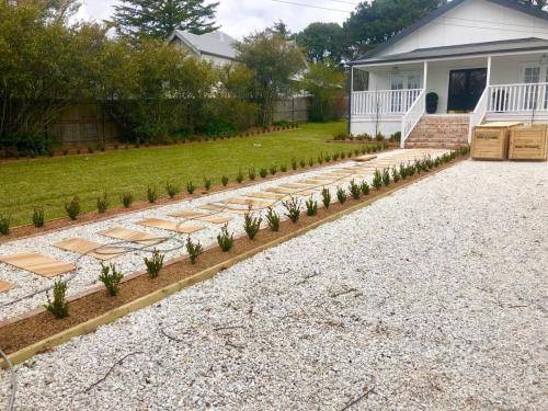 Fresh Perspective Landscapes Leura Blue Mountains Structural Landscaping Landscaper Turf Planting Quality 3