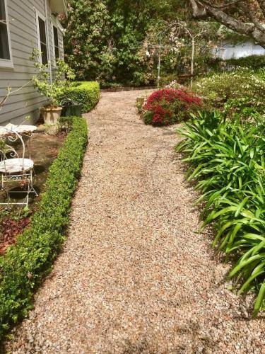 Fresh Perspective Landscapes Structural Landscaping Quality Blue Mountains Wentworth Falls Pathway Garden Edging Landscaper