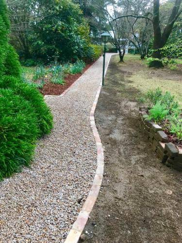 Fresh Perspective Landscapes Structural Landscaping Quality Blue Mountains Wentworth Falls Pathway Garden Edging Landscaper 5