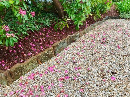 Fresh Perspective Landscapes Structural Landscaping Quality Blue Mountains Wentworth Falls Pathway Garden Edging Landscaper 7