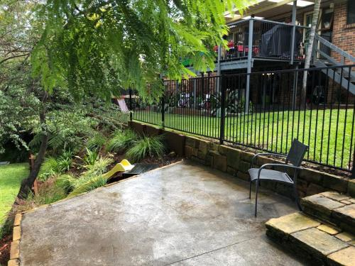 Fresh Perspective Landscapes Winmalee Blue Mountains landscape construction sloping block retaining paving timber stone wall terrace garden design 8