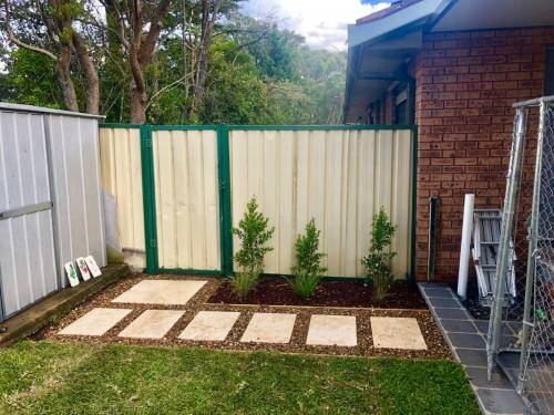 Fresh Perspective Landscapes structural landscaping blue mountains woodford landscaper garden design construction 7