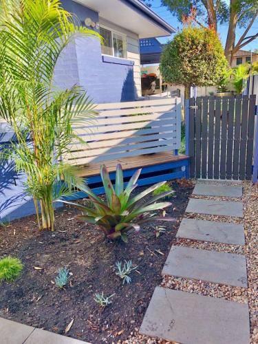 Garden Timber Bench Seat
