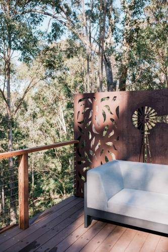 Decorative Corten Screen