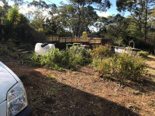 Springwood fresh perspective landscapes structural landscaping blue mountains landscape construction excavation turf pathway fence 7