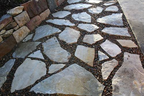 Stone wall paving pebbles retaining turf planting maintenance landscape construction blue mountains winmalee structural fresh perspective landscapes16V2 dpi100