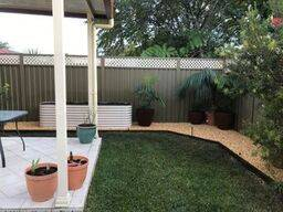 Vegetable garden landscape construction blue mountains emu plains fresh perspective landscapes